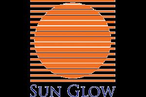 02 logo sun glow