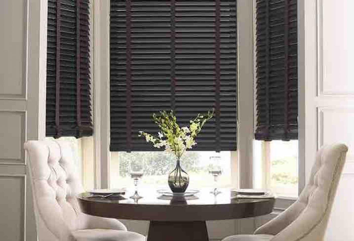 Wood blinds 1